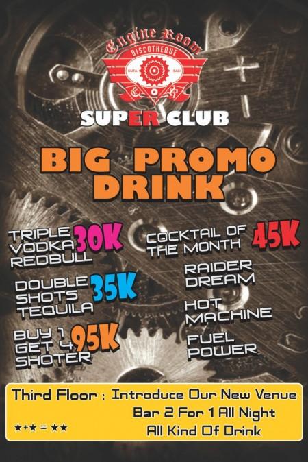 BIG PROMO DRINK
